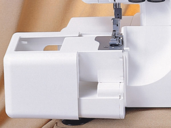 Overlock Machine photo focus