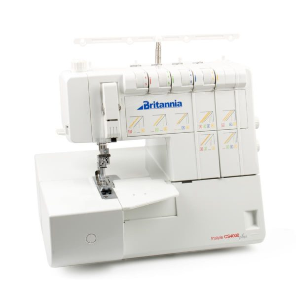 Britannia CS4000 Plus coverstitch machine