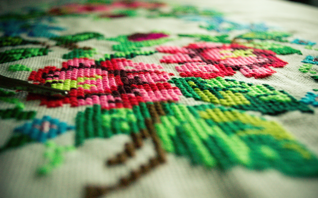 What Makes Embroidery Such A Great Hobby?